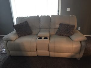 Leather recliner sofas for Sale in Laveen Village, AZ