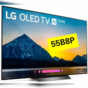 "Brand New LG 55"" OLED 55B8P 4K Smart LED hdtv HDR , $30 down take any TV home LG sharp Samsung OLED qled FREE Delivery for Sale in City of Industry, CA"