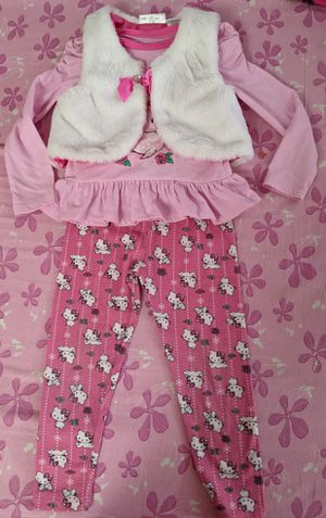 Hello kitty outfit 3t for Sale in McKnight, PA