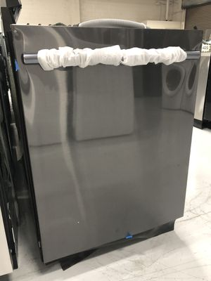 Black Stainless Steel Dishwasher w/ Handle BRAND NEW 1 Year Warranty for Sale in Tempe, AZ