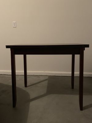 Folding Dining Table With Storage for Sale in Las Vegas, NV