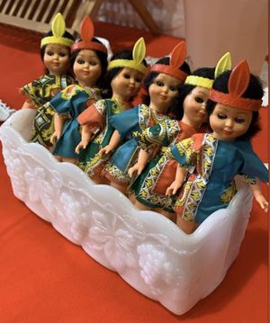 Vintage Native American Dolls for Sale in Broken Arrow, OK