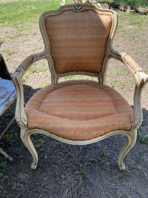 Antique Parlor Chair for Sale in Sanger, CA