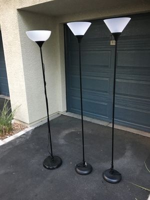 Pole/Floor Lamps for Sale in Las Vegas, NV