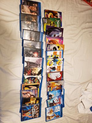 Complete Misc Blu Ray Movies for Sale in Suisun City, CA