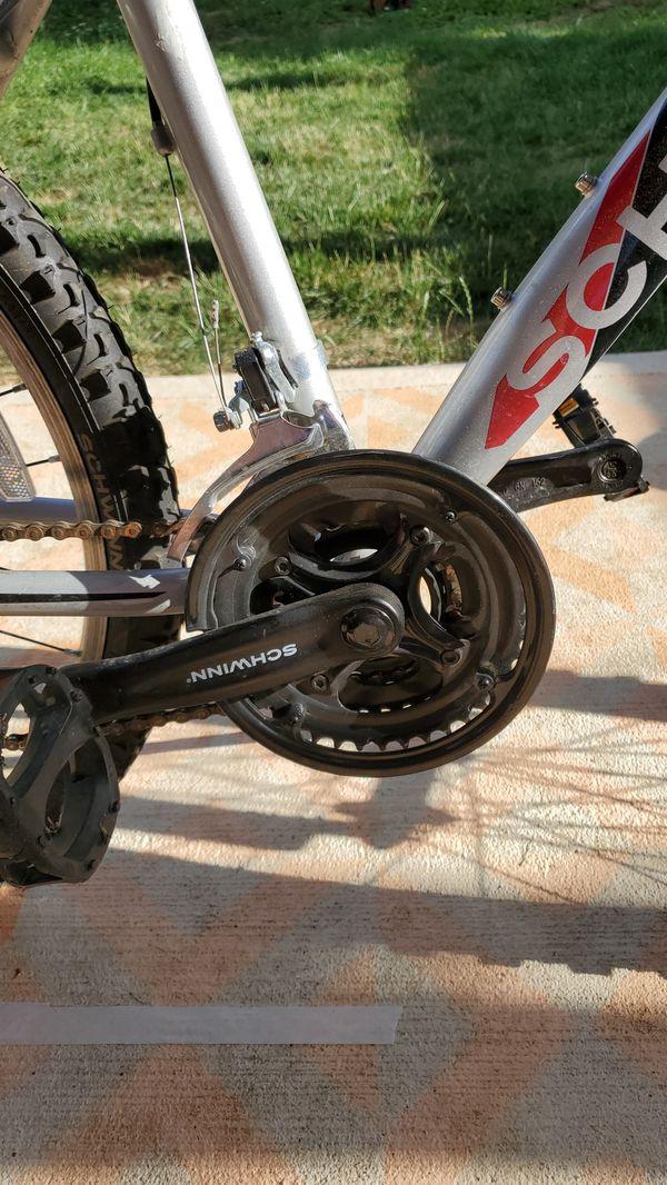 Schwinn badger mountain bike