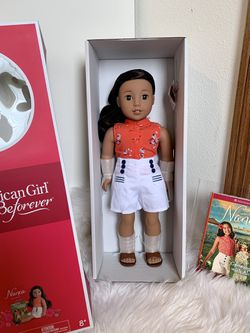 American Girl Doll Nanea for Sale in Deforest, WI