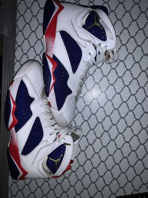 Jordan tinker 7 (Olympic) size 9.5 for Sale in Baltimore, MD