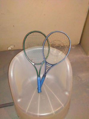 Tennis rackets pair for 15$ for Sale in Powder Springs, GA
