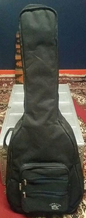 Terrapin Deluxe Padded Gig Bag for Acoustic Guitar Dreadnought for Sale in Minooka, IL
