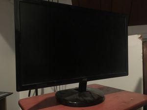 AOC Computer Monitor for Sale in La Plata, MD