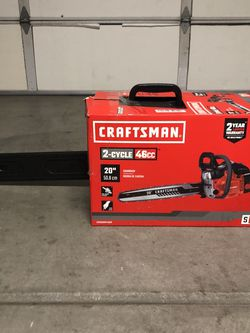 Craftsman Chainsaw for Sale in Las Vegas,  NV