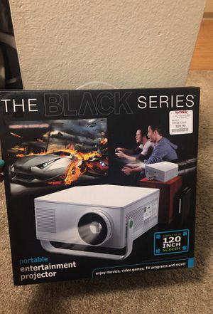 Entertainment projector for Sale in Kent, WA