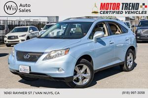 2011 Lexus Rx for Sale in Los Angeles, CA