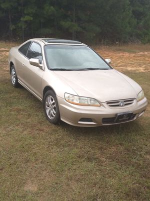 2002 Honda Accord for sale for Sale in Hampton, GA
