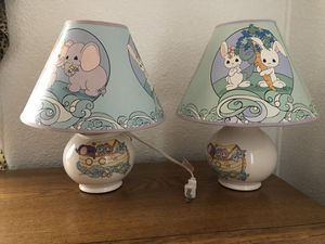 nursery lamps, precious moments for Sale in Lathrop, CA