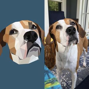 Custom Pet Portraits (digital file) for Sale in Easley, SC