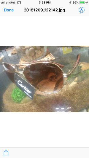Brand new Cartier Sunglasses for Sale in Brentwood, MD