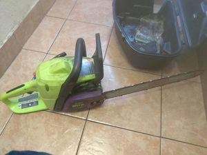 Poulan wild thing chainsaw for Sale in Portland, OR