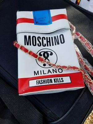 Moschino Fashion Kills Crossbody for Sale in Washington, DC