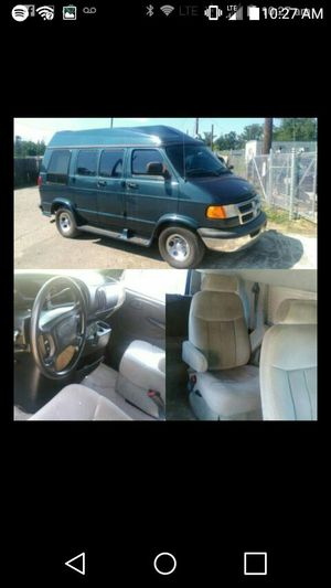 2001 Dodge Ram 1500 Conversation Van for Sale in Silver Spring, MD