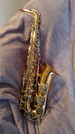 Professional Eb Alto Saxophone for Sale in Spring Valley, CA