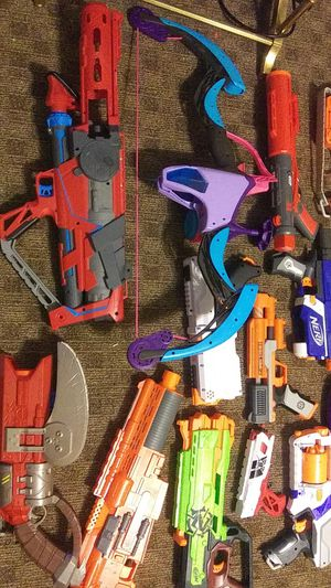 Nerf guns for Sale in Knoxville, TN