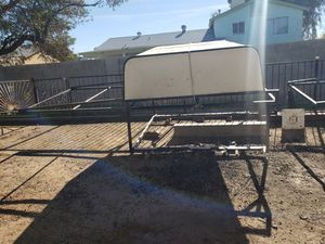 Truck Camper and Rack for Sale in Phoenix, AZ
