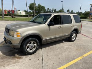 2002 FORD EXPLORER 3 rd seats $2,199& for Sale in Spring, TX