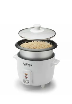 Aroma ARC-363NG 2-6 Cup Pot Style Rice Cooker for Sale in Duluth, GA