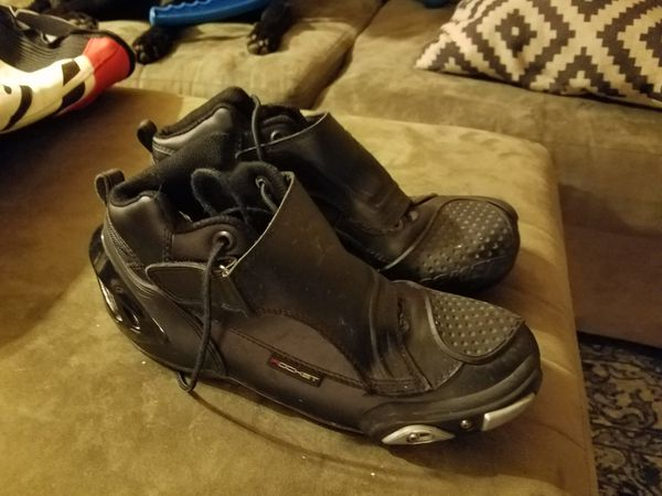 Joe rocket motorcycle boots
