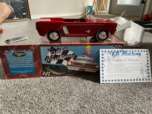 Collectible Toy Car (limited edition) for Sale in Portland, OR