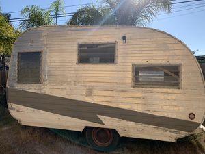 1958 Vintage Mercury Camper Trailer for Sale in Imperial Beach, CA