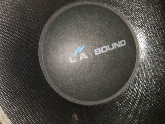 12w 16d 31L 2 12 Inch Speakers excellent shape for Sale in Columbus,  OH