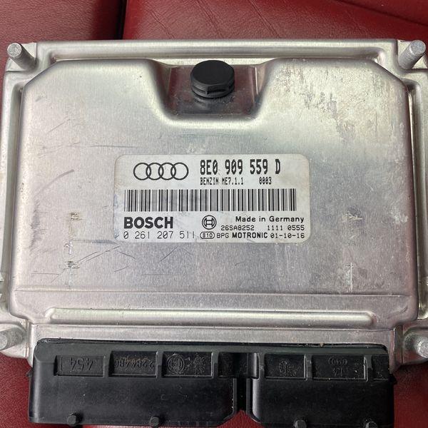 Programmed Plug & Play Control Module ECM ECU 2002-2004 Audi A4 3.0
