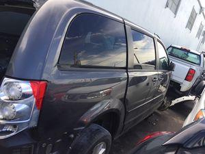Quarter panel sliding door dodge caravan 2015 many parts parting out oem for Sale in Key Biscayne, FL