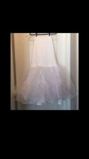 $40 David's Bridal A-Line Petticoate! for Sale in Pico Rivera, CA