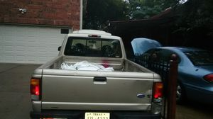 1999 Ford Ranger XLT supercab for Sale in Dallas, TX