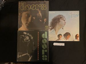 The Doors Vinyl Record LPs Jim Morrison Psychedelic Rock Classic for Sale in San Diego, CA