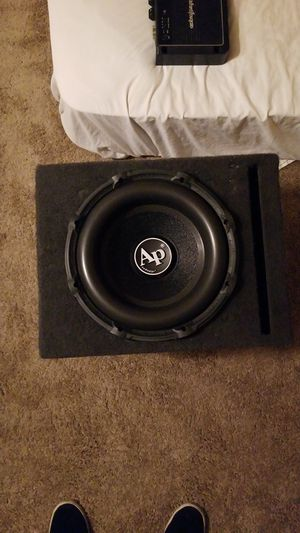 AudioPipe TDXX12 Sub for Sale in El Cajon, CA