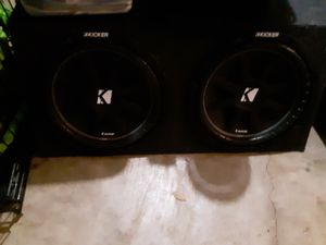 Subs for vehicle for Sale in San Antonio, TX