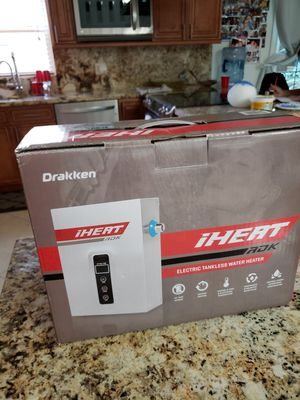 Tankless water heater for Sale in Deerfield Beach, FL