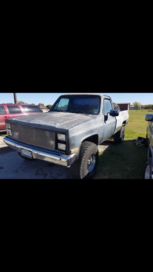86 k10 no bed no motor for Sale in Bowie, TX