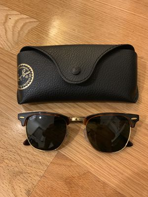 Original Ray Ban Club master! for Sale in Chicago, IL