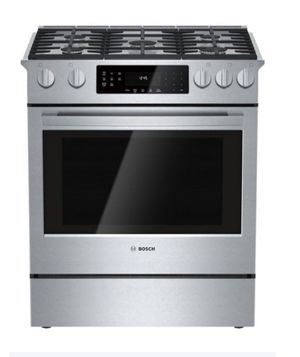 NEW BOSCH 800 Series 5 burner Convection Gas range oven HGI8054 for Sale in St. Petersburg, FL