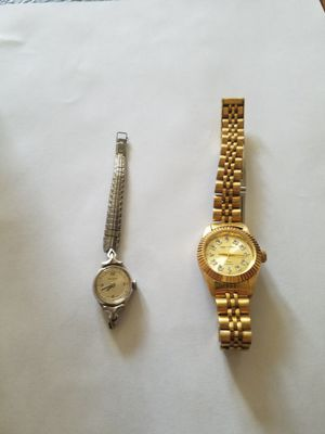Vintage women's watches Bulova Sergio Valente for Sale in Damascus, MD