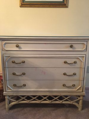 Antique White Chest for Sale in Sherwood, OR
