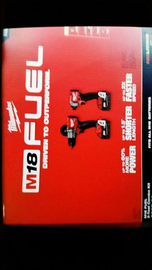 Milwaukee m18 drill kit for Sale in Charlotte, NC