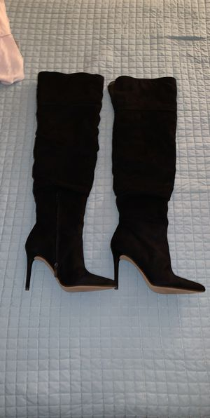 Jessica Simpson Ladee Over-the-Knee Stretch Boots for Sale in Town and Country, MO