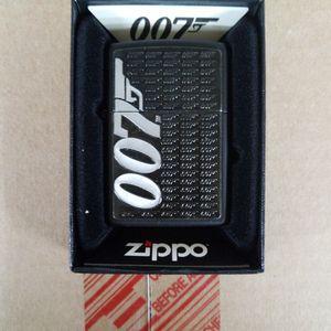 Zippo James bond Emblem Black Matte 29718 for Sale in Los Angeles, CA